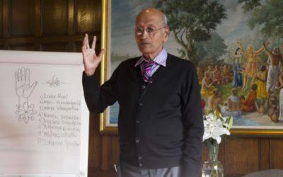 Dr Vasant Lad Seminar 2020