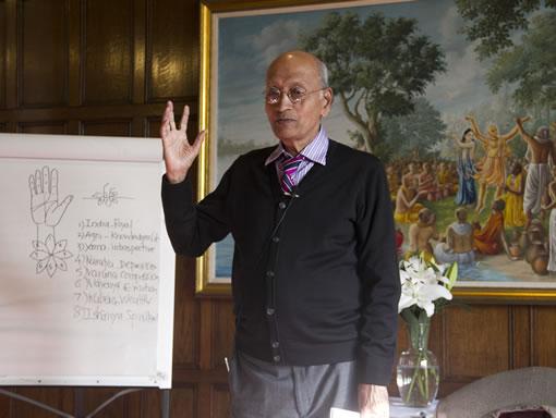 Dr Vasant Lad Seminar 2019