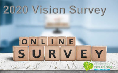 ANH 2020 Vision Survey