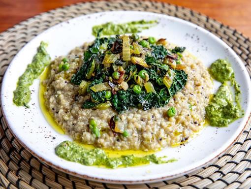 Green Quinoa Kitchari